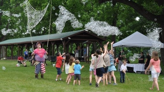 Warren County Plans 3rd Annual ParkFest at Bread Lock Park