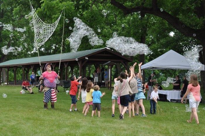 Warren County Plans 3rdAnnual ParkFest at Bread Lock Park