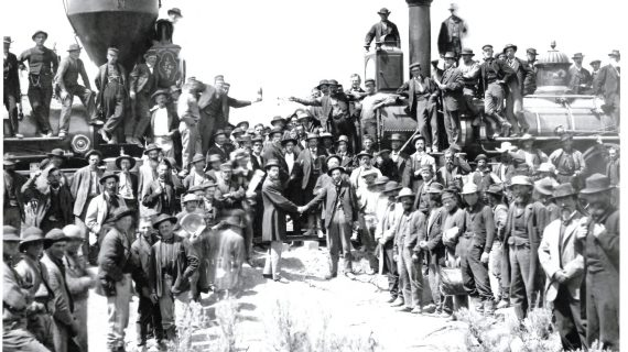 Celebrate The 150th Anniversary of the Transcontinental Railroad at Whippany Railway Museum