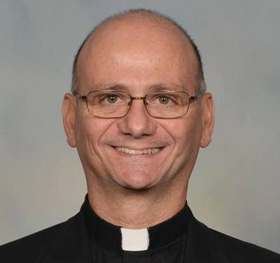 Reverend Monsignor Robert E. Emery  Named New Pastor of Saint Aloysius Parish
