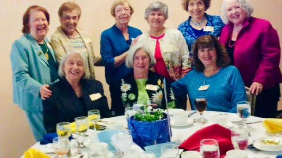Long Valley Woman's Club Provides Service and Scholarships