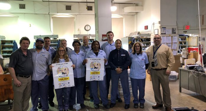 27th Annual Letter Carrier Food Drive