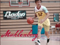 Kinnelon's Lewit Signs to Play Basketball for Muhlenberg College