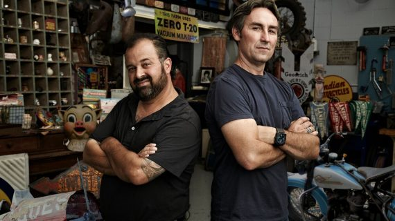 AMERICAN PICKERS to Film in New Jersey