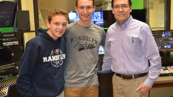 Randolph High School Juniors Earn Recognition at the Bergen County Film Festival