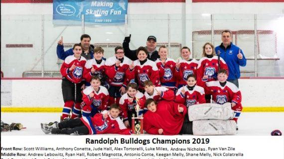 Randolph Bulldogs Win Middle School Championship
