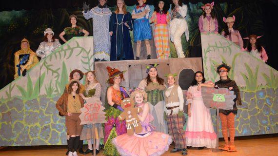Shrek the Musical at Randolph High School