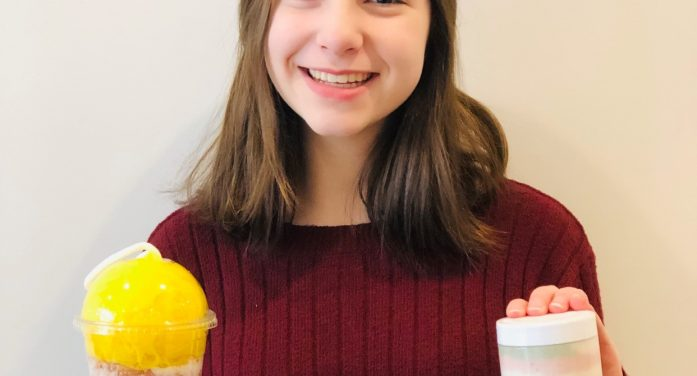 Mendham Teen Hand Makes All-Natural Bath & Body Products