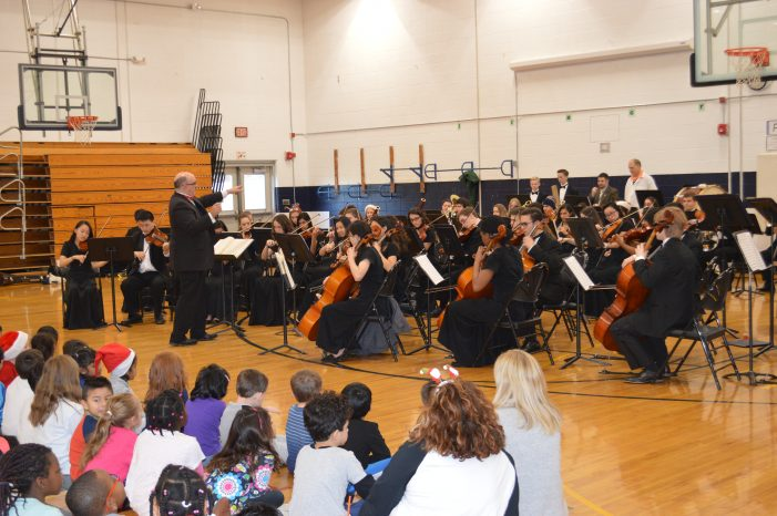 Randolph's Music Education Program Receives National Recognition