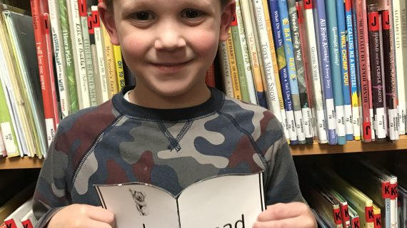 1,000 Books Before Kindergarten Challenge Takes Hold at Butler Library