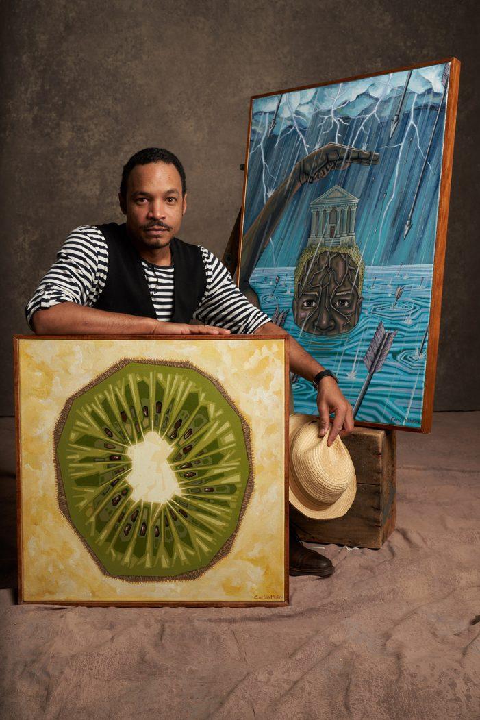West Orange Arts Council Presents Carlos Mateu's 'Pop Geometric'