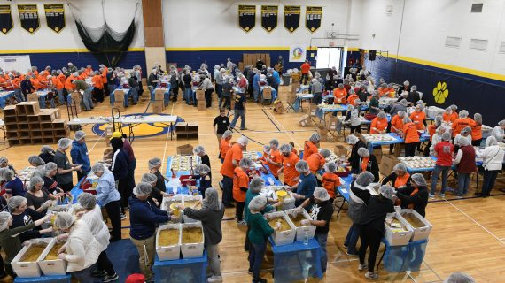 People Feeding the Hungry, One Community at a Time Through Grains of Hope