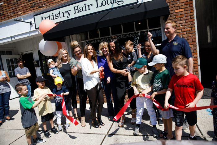 Artistry Hair Lounge Opens in Pompton Plains