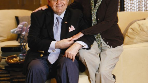 KRAVIS CENTER ANNOUNCES $1 MILLION GIFT FROM SHORT HILLS RESIDENTS TOBY AND LEON COOPERMAN FOR CAPITAL CAMPAIGN