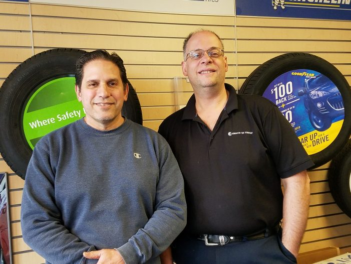 ONLY ONE THING IS NEW AT LIVINGSTON TIRE…AL AND MIKE ARE THE NEW OWNERS!