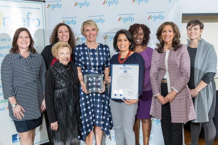 Morris Educational Foundation Named New Jersey's Outstanding Large Education Foundation