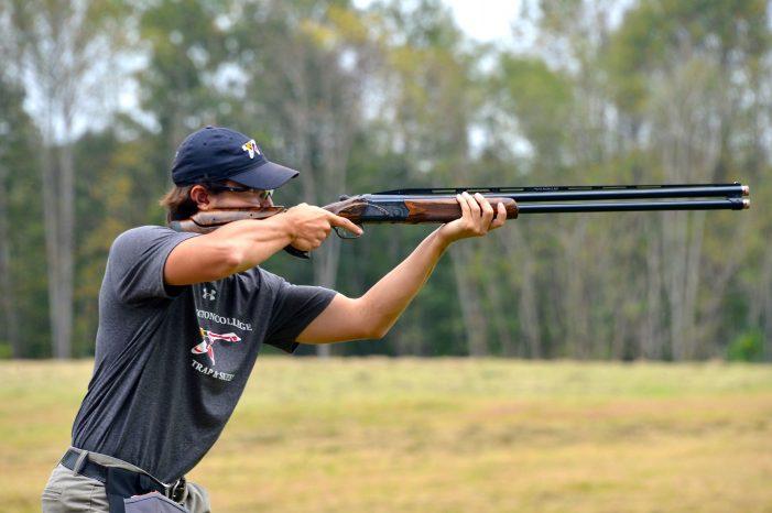Bloomingdale Teen Honored by College for Skeet Shooting