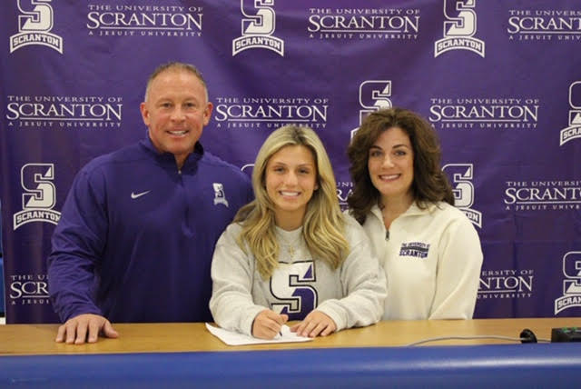 James Caldwell High Softball Standout Commits to Scranton