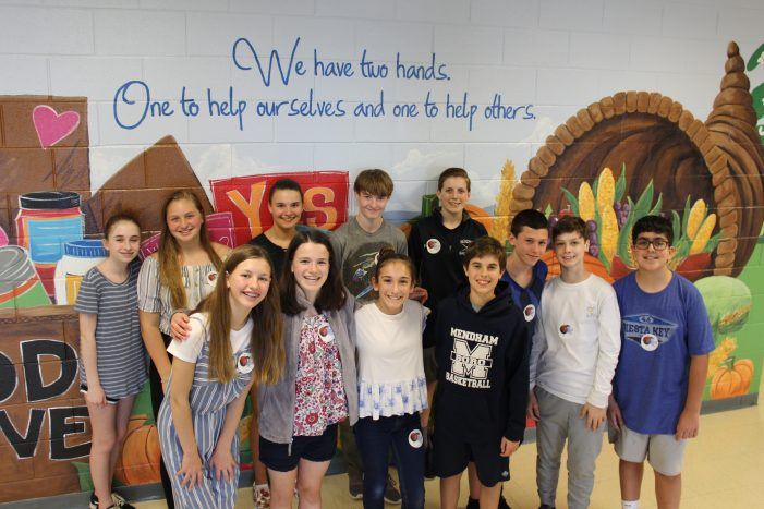 Mendham Borough Schools Use Move-up Day to Prepare Elementary Students for Middle School