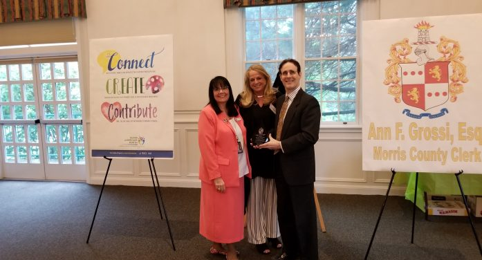 Randolph's Barbara Lukavich Wins 2019 Cissy Laurey's Award