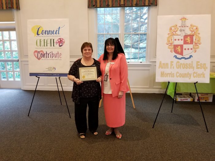 Two from Long Valley Receive Cissy Laurey's Award Nomination