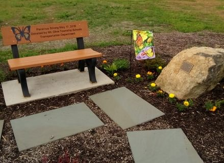 Mount Olive Board of Education Honors Those Killed in Bus Crash