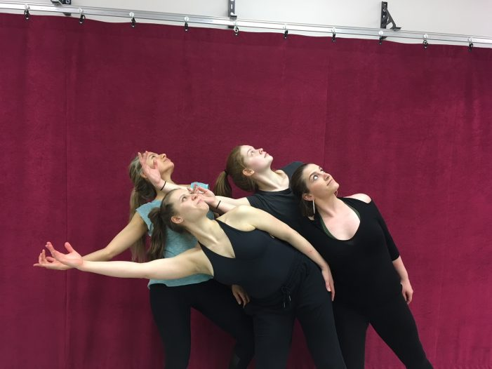 CCM Dance Students Perform Dance Professor's Work on NYC Stage