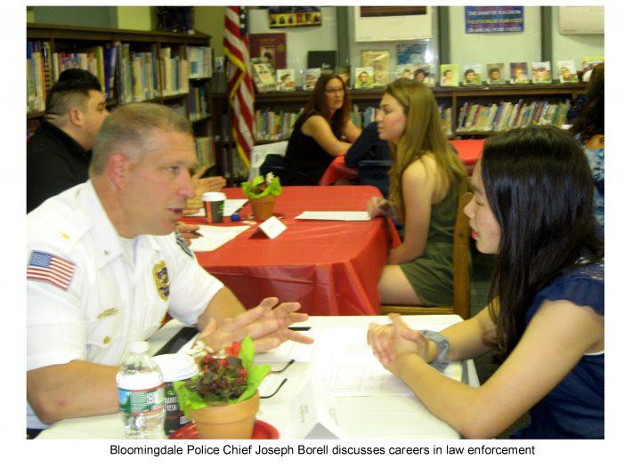 Career Day at Walter T. Bergen School
