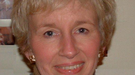 Rotary Club of the Caldwell's Honors Carol Kent.