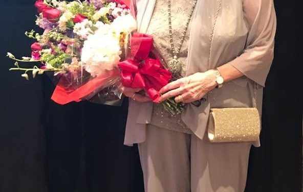 The Suburban Woman's Club of Pompton Plains Member  Wins Prestigious Cecilia Gaines Holland Award