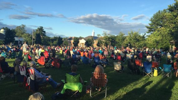 Popular Gazebo Concerts Return to the Livingston Oval