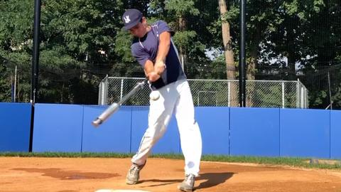 19-Year-Old Millburn Native Develops Baseball Hitting Training Bat