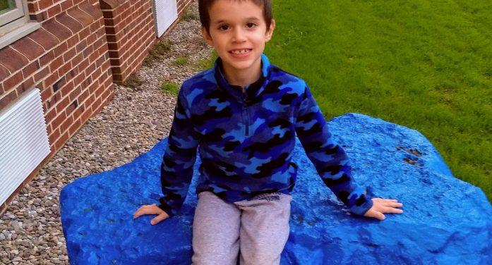 Hackettstown Boy Battling Brain Cancer Gets Special Message from Sesame Street