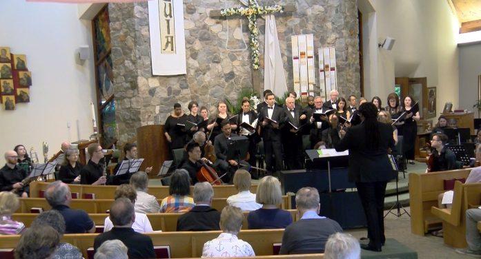 Israel in Egypt at Resurrection Church