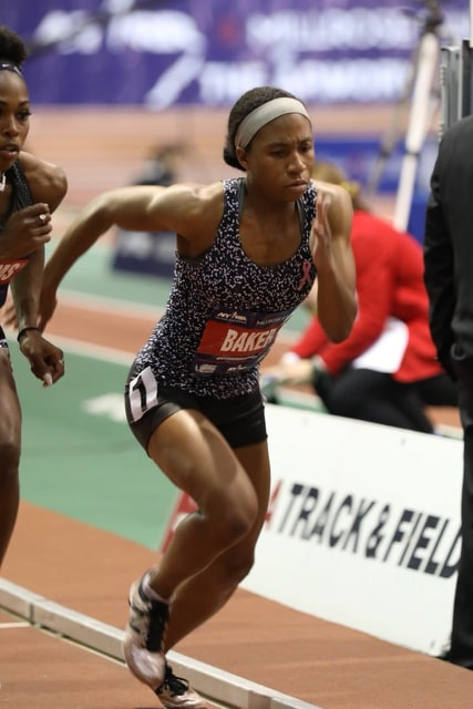 Maplewood High and Stanford University Track Star Will Represent tha USA in the IAAF World Relays