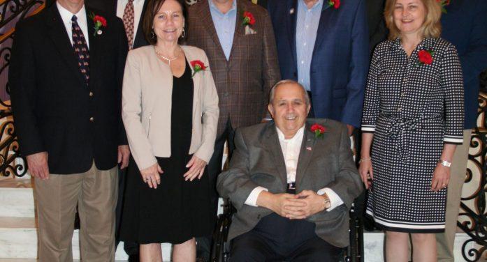 Randolph Republican Club Honors Mayors
