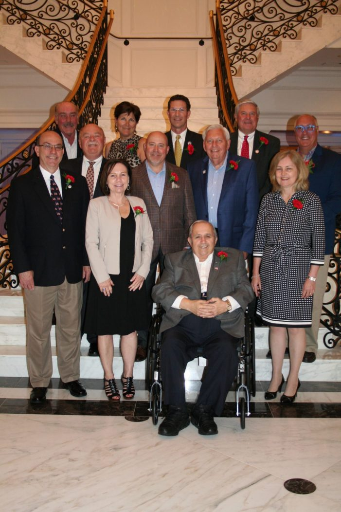 Randolph Republican Club Honors Mayors
