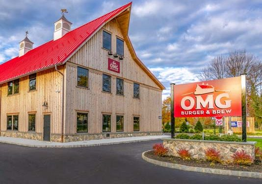 OMG Burger Joins the Popular New Jersey Burger Battle
