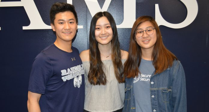 Randolph's Valedictorian and Salutatorians Prepare to Say Goodbye to High School