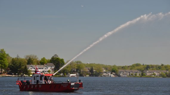 Sunny Day at Lake Hopatcong Block Party Draws the Crowd