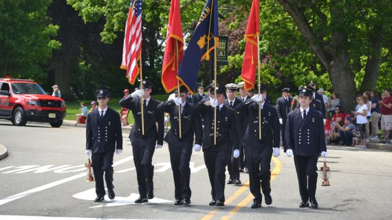 Memorial Day Celebrated Big in Netcong