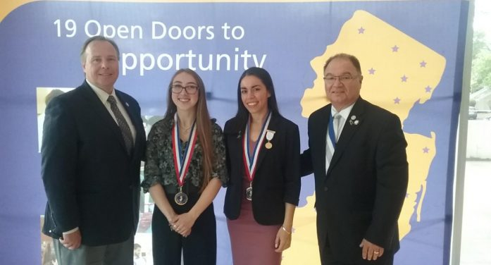 WCCC Pair Among 38 Recognized byNJ Council of County Colleges