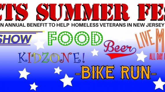 Vets Summer Fest Aug. 10 Benefits Homeless Veterans