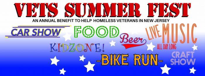Vets Summer Fest Aug. 10 Benefits Homeless Veterans