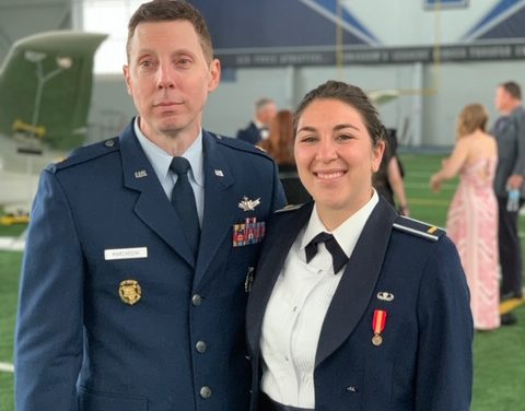 First Former WOHS Student Graduates US Air Force Academy
