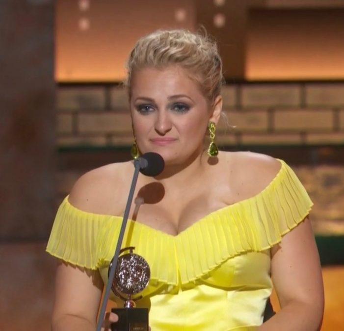 Papermill Trained Actress, Ali Stroker, Makes Tony Awards History