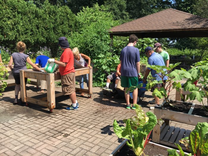 MIDATLATLANTIC HORTICULTURAL THERAPY CONFERENCE COMES TO  THE FRELINGHUYSEN ARBORETUM