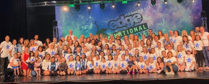Theater Dance Center Wins Big at Edge National Talent Competition