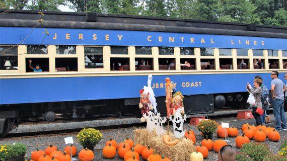 19th Annual Pumpkin Festival at Whippany Railway Museum