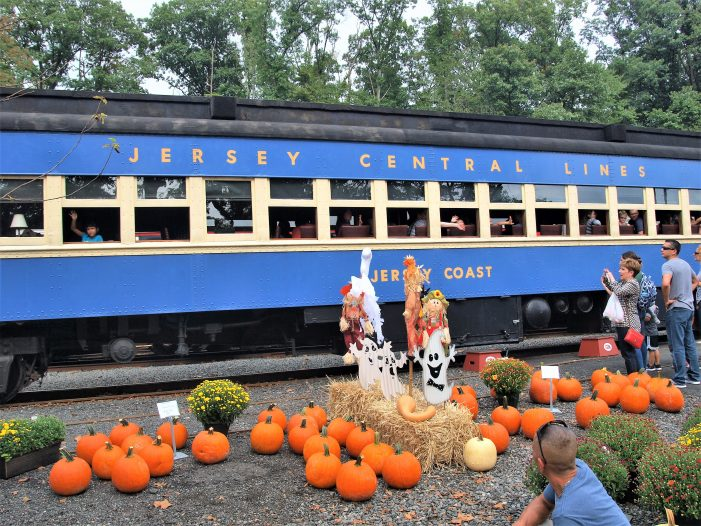 19th Annual Pumpkin Festival at Whippany Railway Museum